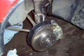 тормозные диски вентилируемые