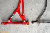 штатные и треугольные рычаги подвески ВАЗ