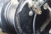 Управление заслонкой отопителя ВАЗ 2110 с помощью тросика