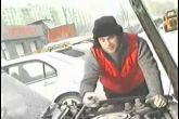 ремонт автомобиля в мороз