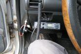 подключение антенны в салоне