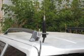 антенна на рейлинге ВАЗ 2110