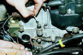 датчик аварийного давления масла ВАЗ 2112 (16кл)