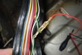 подключение парктроника к проводке ваз 2110