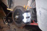 тормозные диски 15 радиус на ВАЗ 2110