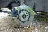 тормозные диски 15 на ВАЗ 2110 после притирки