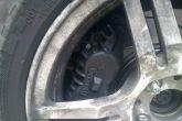 тормозные диски и суппорта mazda на ВАЗ 2110