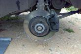 тормозные диски 14 радиус ВАЗ 2110