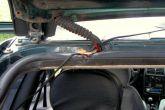 прокладка проводки антенны