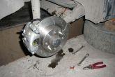 задние дисковые тормоза на ВАЗ 2110
