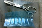 защита фильтра салона бутылкой
