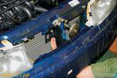 взлом штатного замка капота ВАЗ 2110