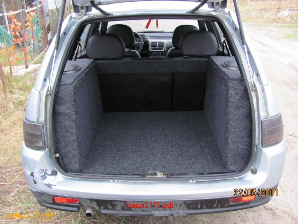 Автооткрывание багажника своими руками