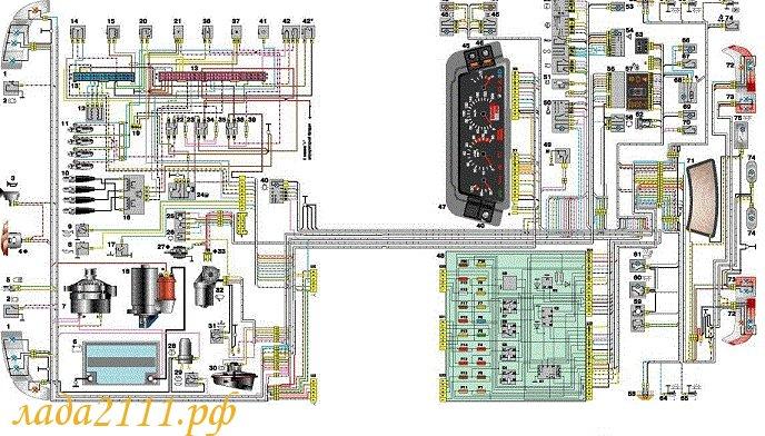 ваз 2107 инжектор ремонт