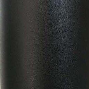 Черный хром обтянута крыша белого