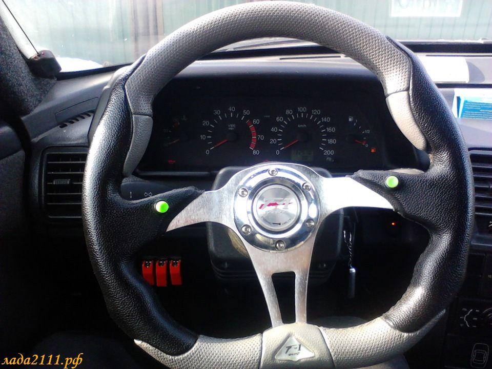 Фото №27 - значение кнопок на панели ВАЗ 2110