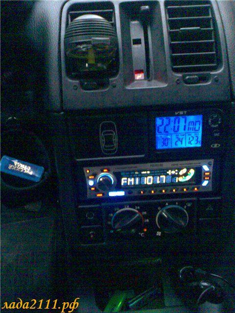 Фото №5 - панель управления ВАЗ 2110