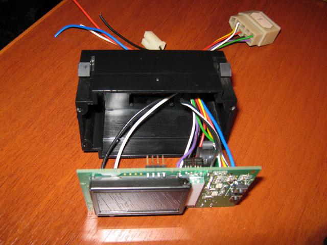 Бортовой компьютер на ваз 21099 своими руками