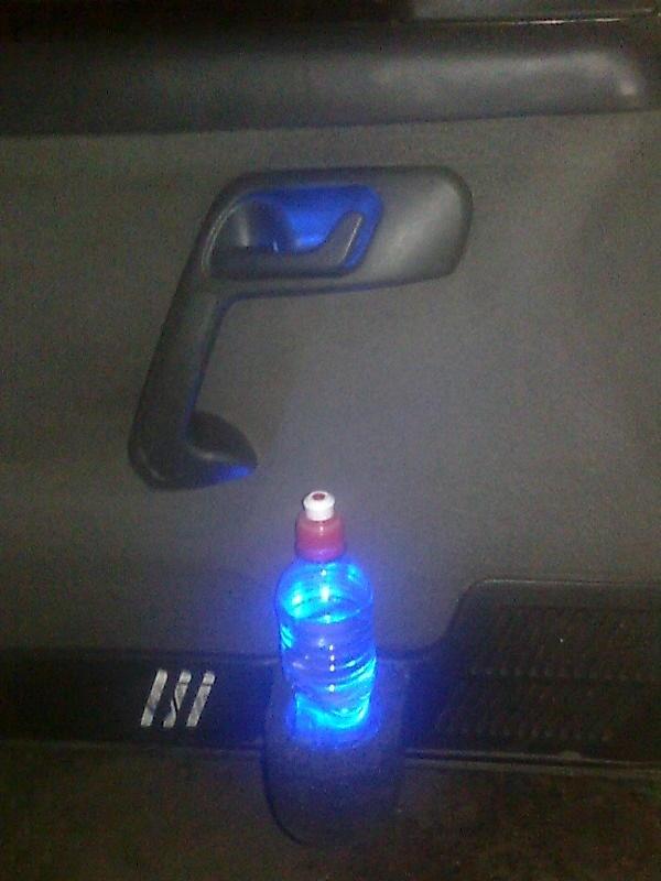 Как на ваз 2110 сделать подсветку