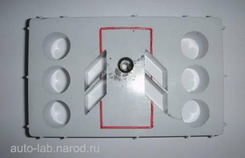 Индикатор открытых дверей своими руками