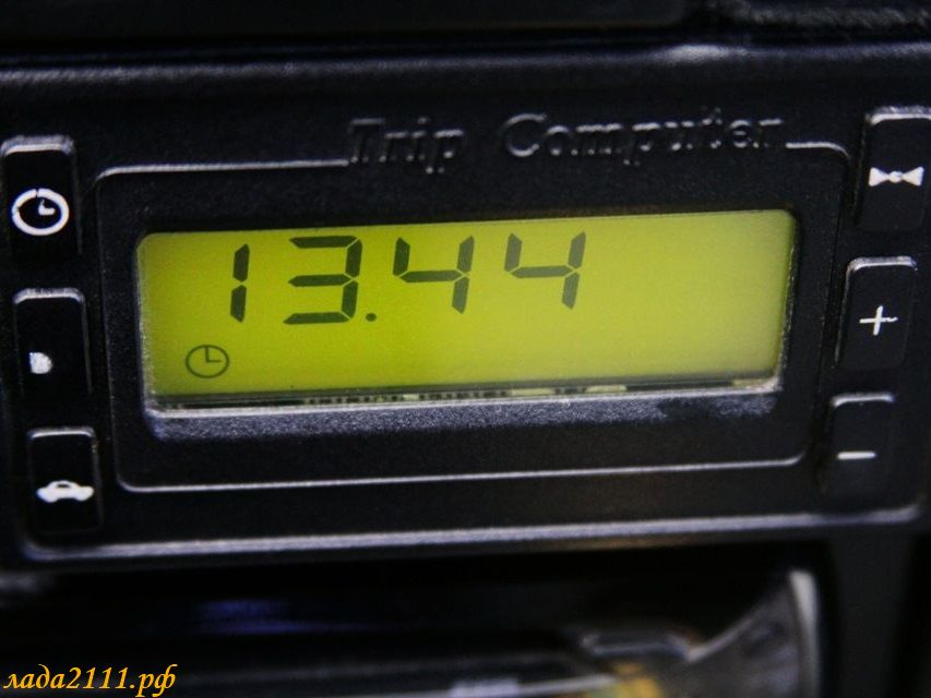 компьютера ВАЗ 2110