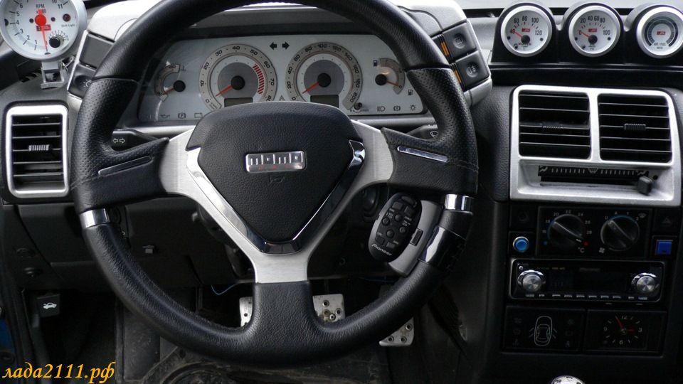 Фото №7 - руль на ВАЗ 2110