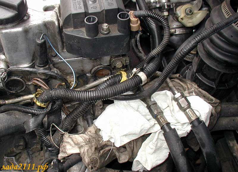 подачи топлива ВАЗ 2110