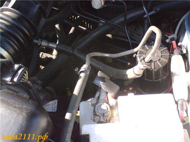 Фото №19 - чистка топливного насоса ВАЗ 2110