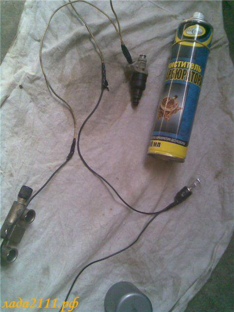 Фото №15 - прочистка форсунок инжектора своими руками ВАЗ 2110