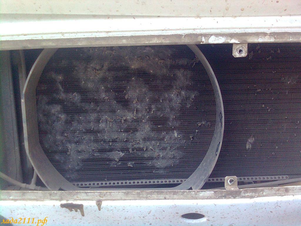 Фото №31 - чистка радиатора ВАЗ 2110