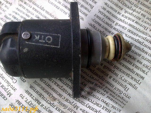 Фото №20 - ВАЗ 2110 как проверить рхх