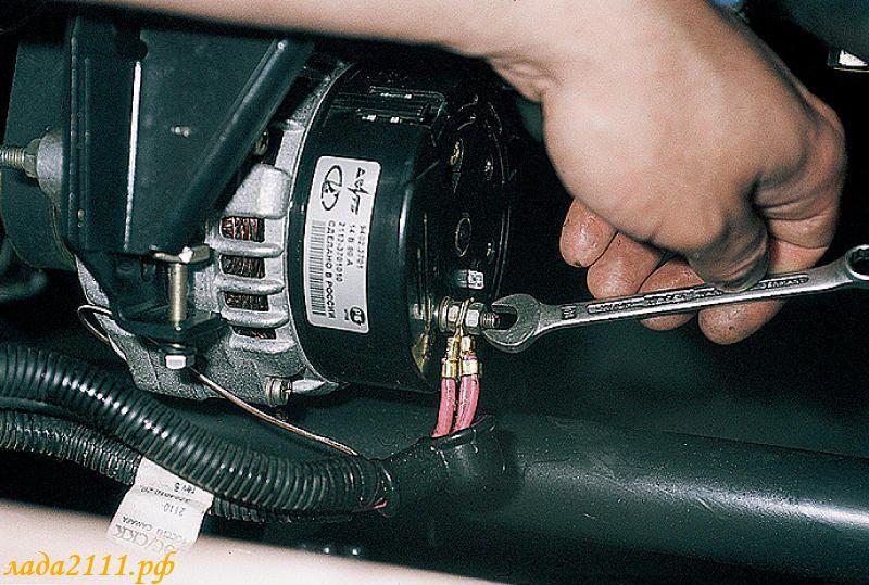 Генератор 2110 ремонт своими руками