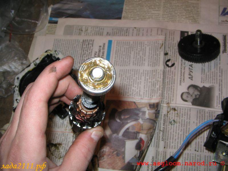 Ремонт стеклоподъемника калина своими руками