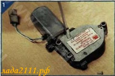 Фото №22 - ремонт стеклоподъемника ВАЗ 2110