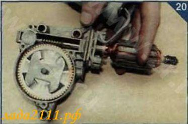 Фото №16 - плохо работает стеклоподъемник ВАЗ 2110