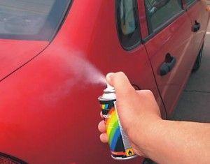 Покраска своими руками машину