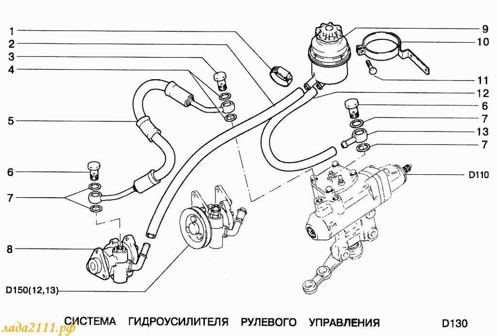 Ford windstar 1999 схема