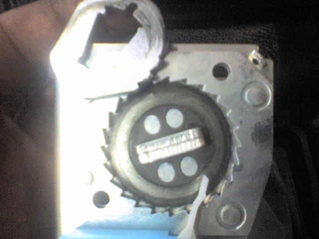 Фото №8 - ремонт ремня безопасности ВАЗ 2110
