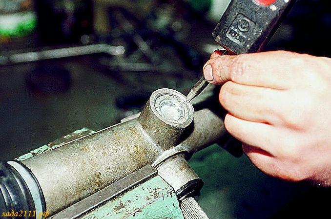 особенность регулировка рулевой рейки калина сварка
