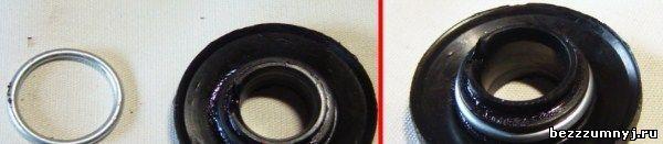 Ремонт рулевой рейки своими руками фото ваз
