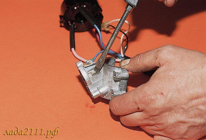Замок зажигания ваз 2112 ремонт своими руками
