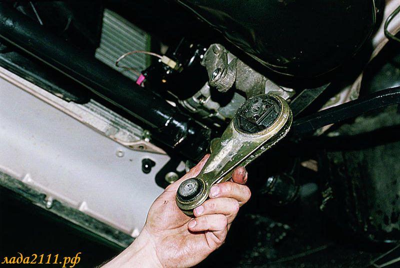 Установка радиатора своими руками