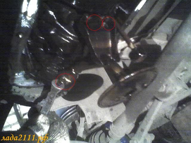 Замена поршневых колец ланос 1.5 своими руками