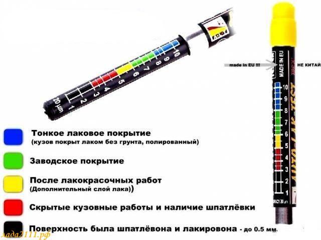 Толщиномер лакокрасочного покрытия своими руками схема