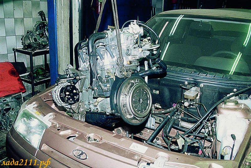 Классификация двигателей ВАЗ