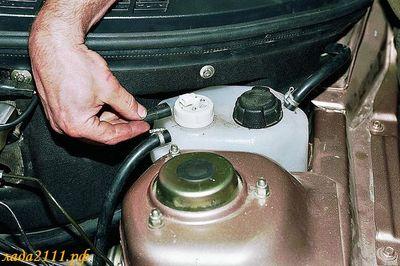 Система охлаждения ваз 2112 16 клапанов