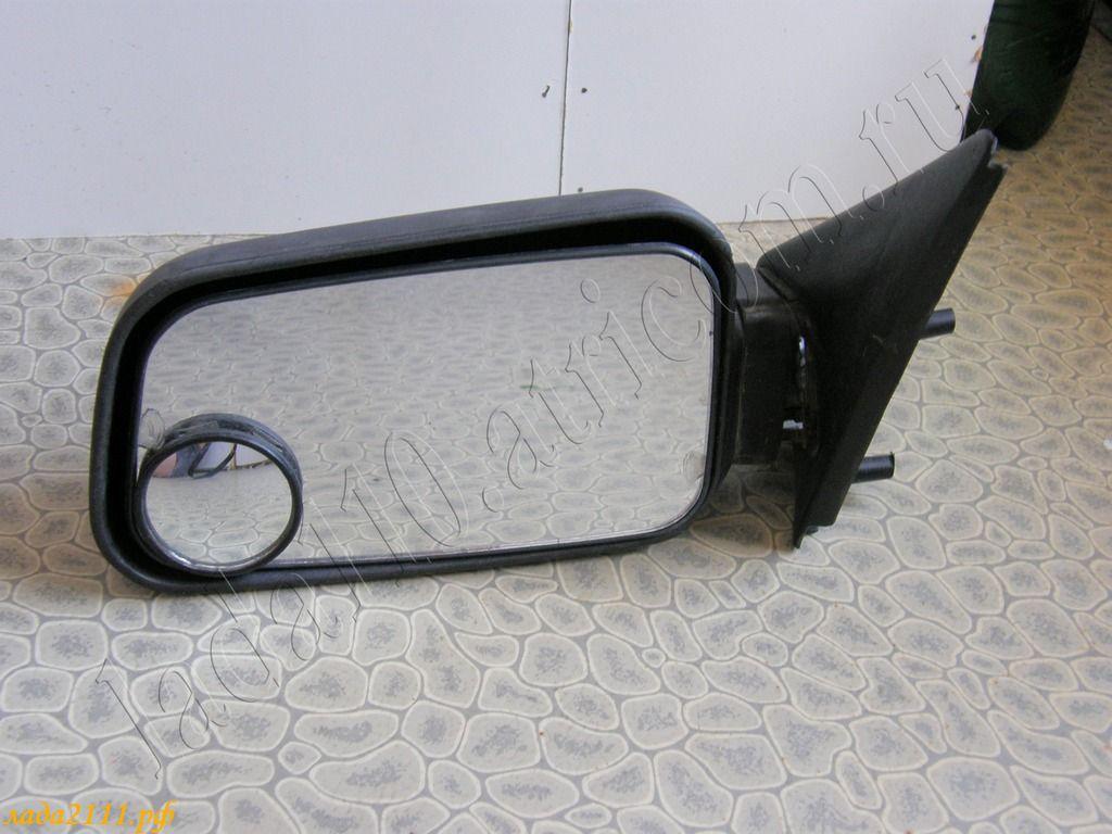 Как сделать зеркало на ваз 2110