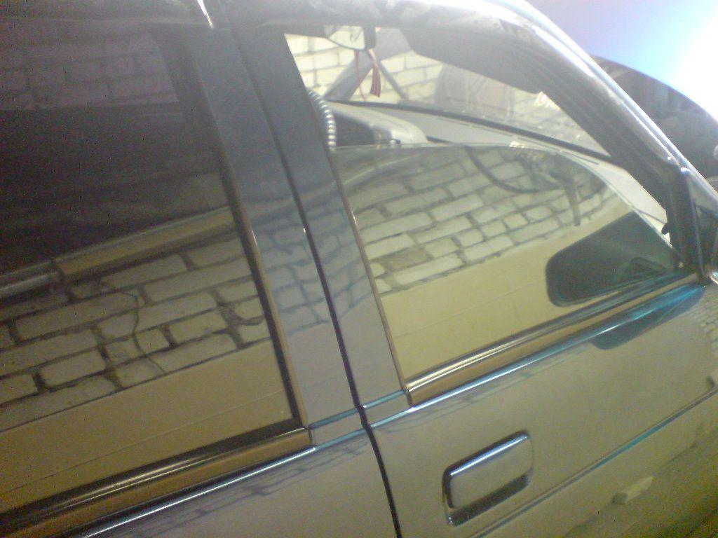 Тонировка авто 2107 своими руками 77