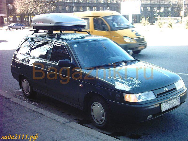 Фото №6 - багажник на крышу ВАЗ 2110 своими руками