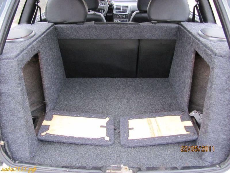 Багажник своими руками для ваз 2111